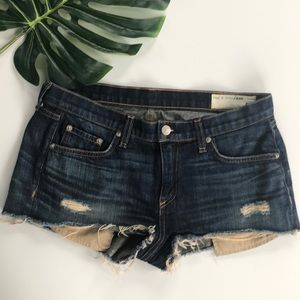 Rag and Bone The Moss In Sheffield Shorts 27
